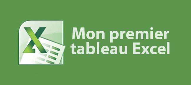 TUTO Gratuit : Mon premier tableau Excel avec Excel 2010 sur Tuto.com
