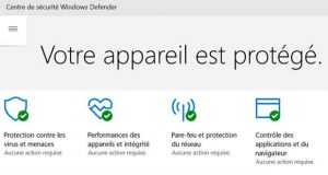 Windows 10, Windows Defender est proche de devenir le meilleur antivirus du marché – GinjFo