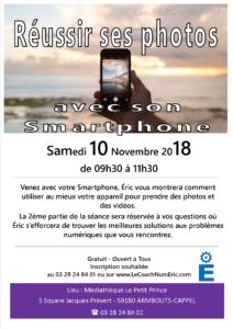 2018-11-10-Réussir ses photos avec son Smartphone