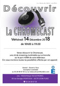2018-12-14-Découvrir la ChromeCast