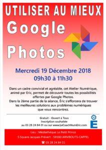 2018-12-19- Atelier GooglePhotos- FAQ