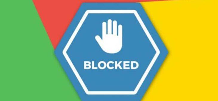 Chrome 71 est disponible : Google améliore son Adblock, voici les nouveautés – PhonAndroid.com