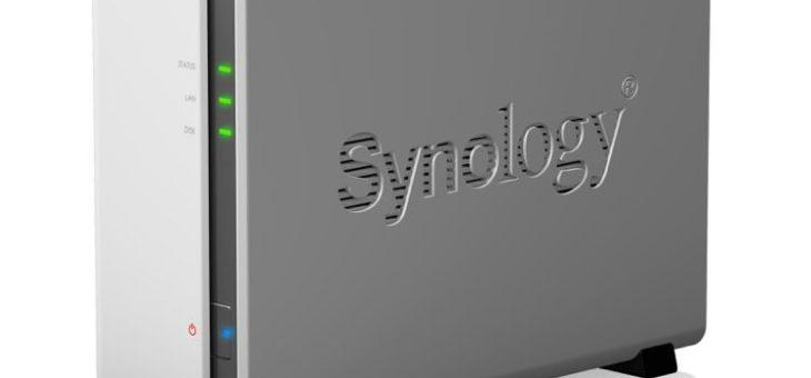 📣 DS119j : le petit NAS de Synology pour la maison et les TPE | MacGeneration