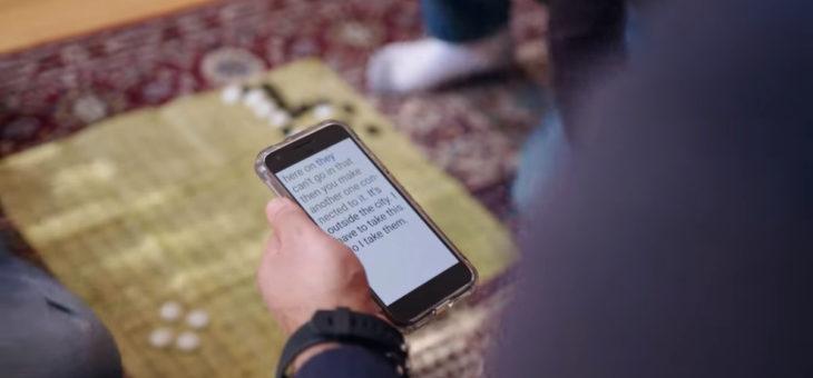 Google lance deux applications ingénieuses pour simplifier la vie des malentendants – FrAndroid