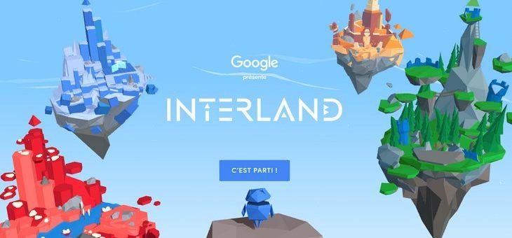 Interland : le jeu gratuit de Google pour améliorer les pratiques numériques des enfants – Geek Junior –