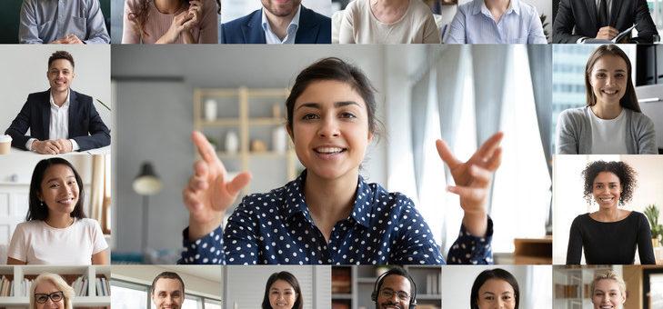 Zoom, Teams, Skype: le match des applications de visioconférence