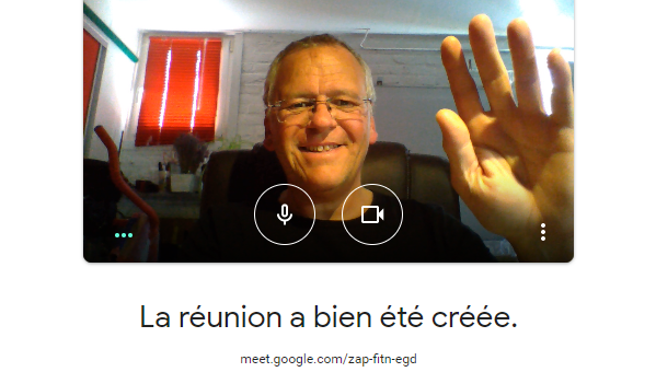 Google Meet – mes tutos