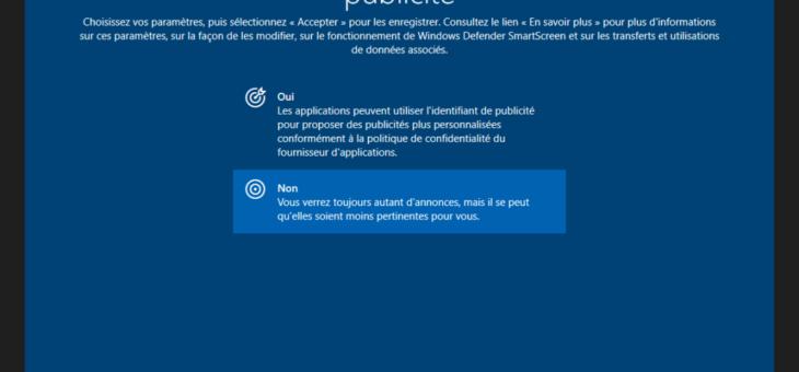 Windows et l'utilisateur – Blog Libre