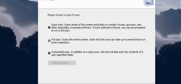 Windows 10 : comment supprimer gratuitement tous les malwares avec Microsoft Safety Scanner