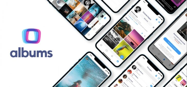Albums, l'application de partage de photos et vidéos qui mise tout sur la sécurité