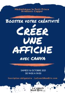 2021-10-16-Créer une affiche pour un évènement
