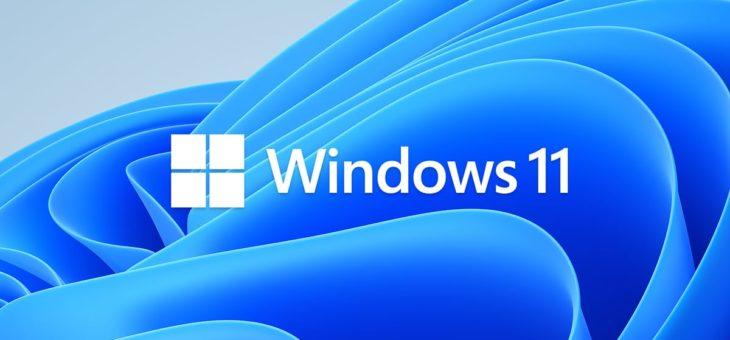 Windows 11 : les premières ISO sont disponibles, voici comment les installer